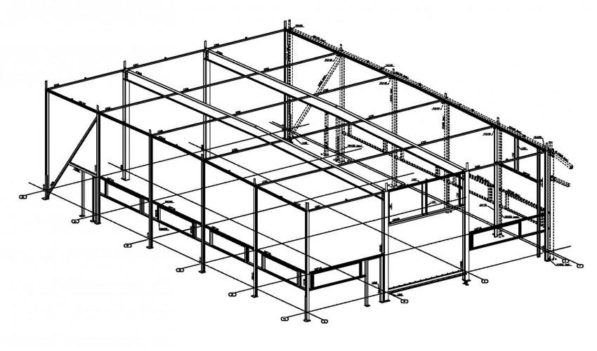 v. Haandel 3D staal